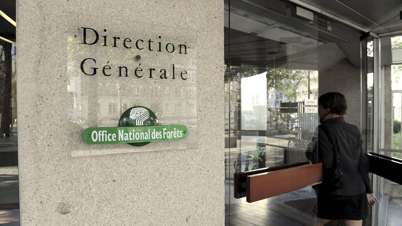 L'Office Nationale des forêts, qui affronte une crise sans précédent, se prépare un futur siège social à Maisons-Alfort comme nouvel emblême.