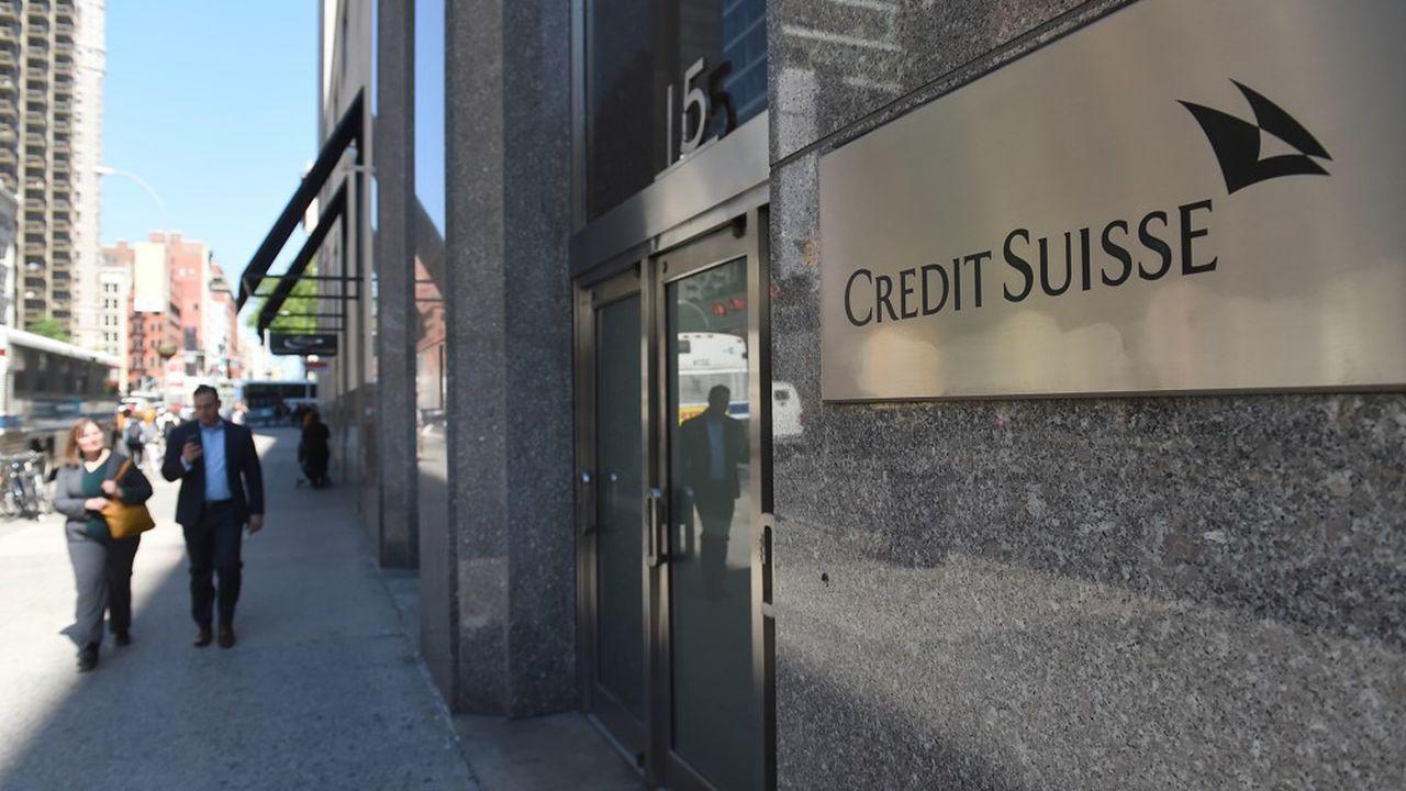 La banque suisse va donc devoir modifier «son processus de distribution de capital» d'ici le 27octobre.