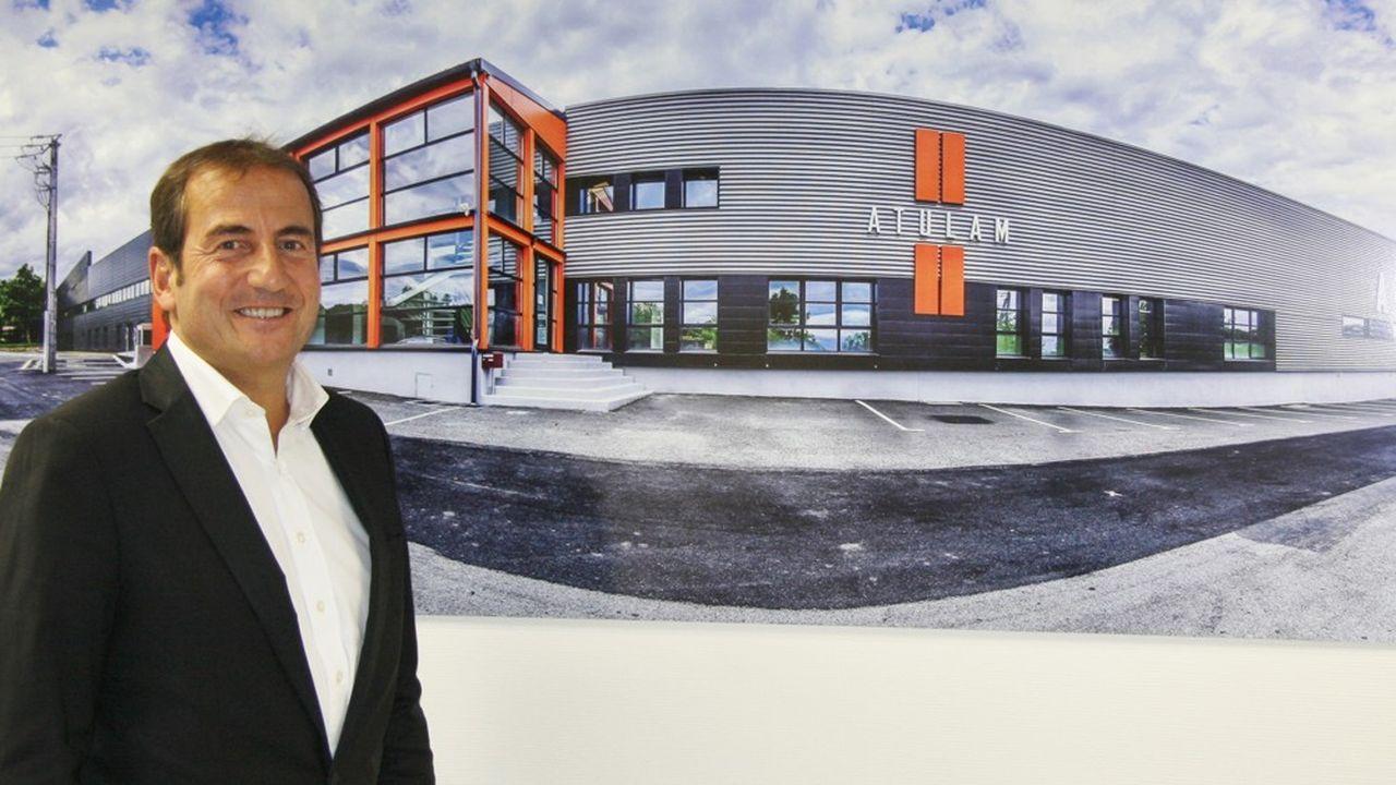 Xavier Lecompte s'inscrit dans le programme Usine du Futur pour donner un nouvel élan à son entreprise.