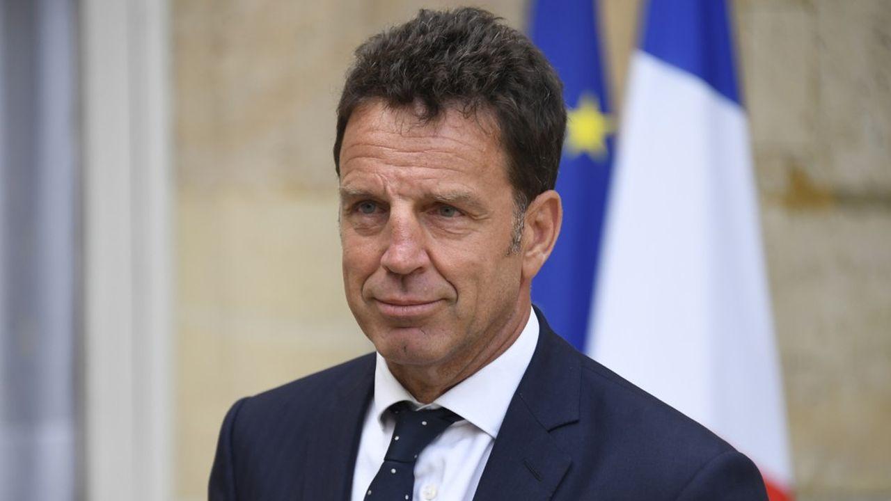 Geoffroy Roux de Bezieux est le président du Medef depuis 2018