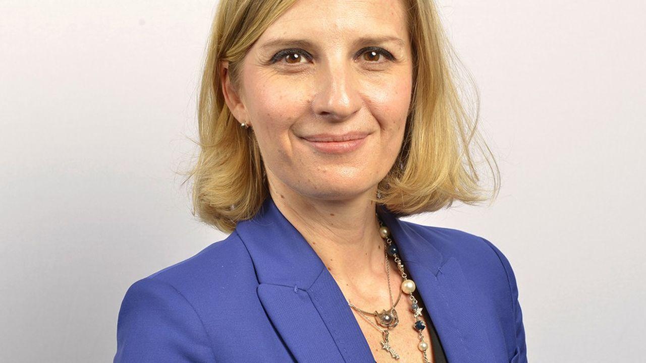 Anne Bioulac.
