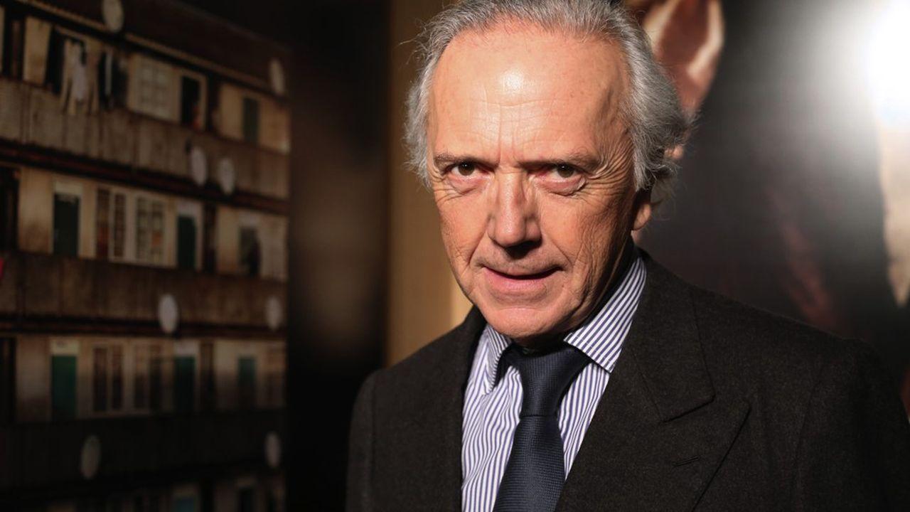 Edouard Carmignac, fondateur de la société Carmignac Gestion