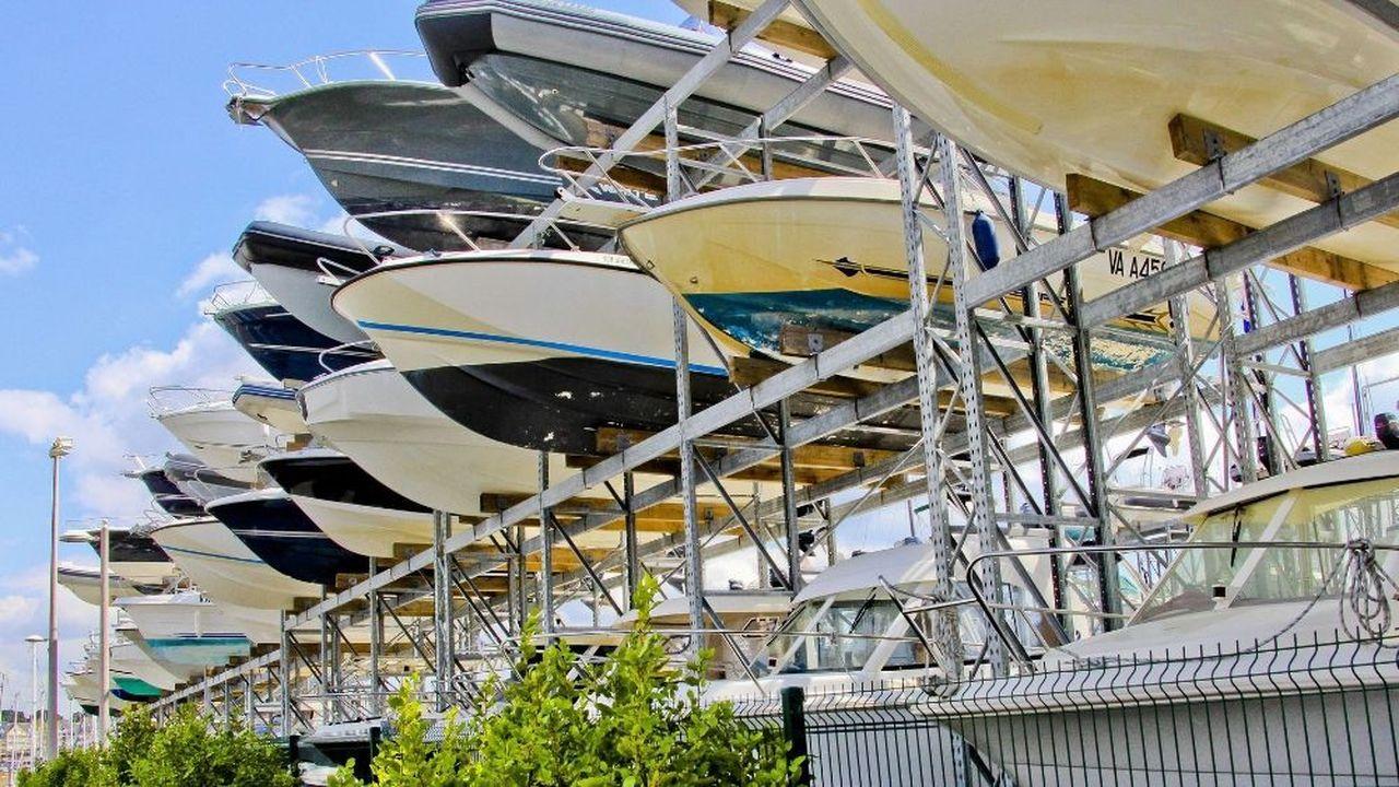 Les centres agréés de l'Aper prennent en charge le recyclage desbateaux de plaisance ou de sport entre 2,5 et 24 mètres.
