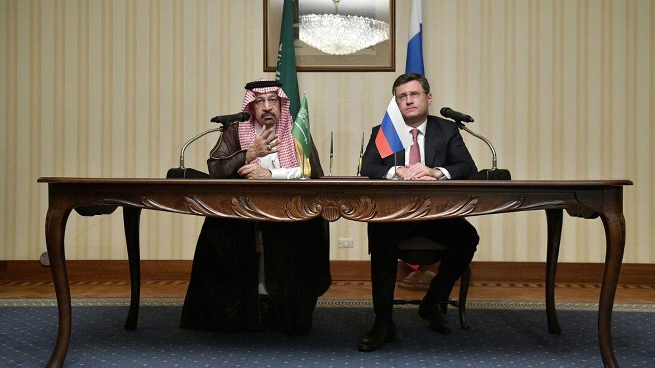 L'Opep+ prolonge l'accord de réduction de la production de pétrole