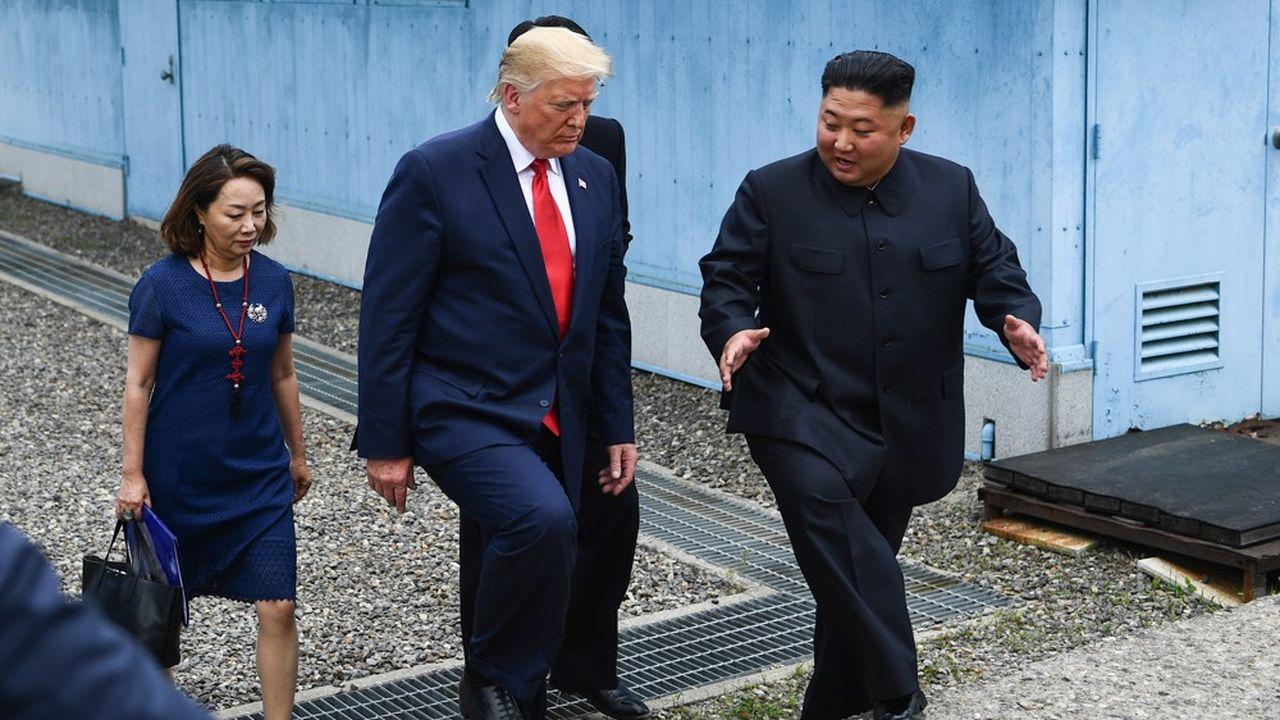 De l'avis des experts, la rencontre ne devrait pas suffire à résoudre le délicat dossier de la dénucléarisation de la Corée du Nord, sur lequel achoppe le rapprochement avec Washington.
