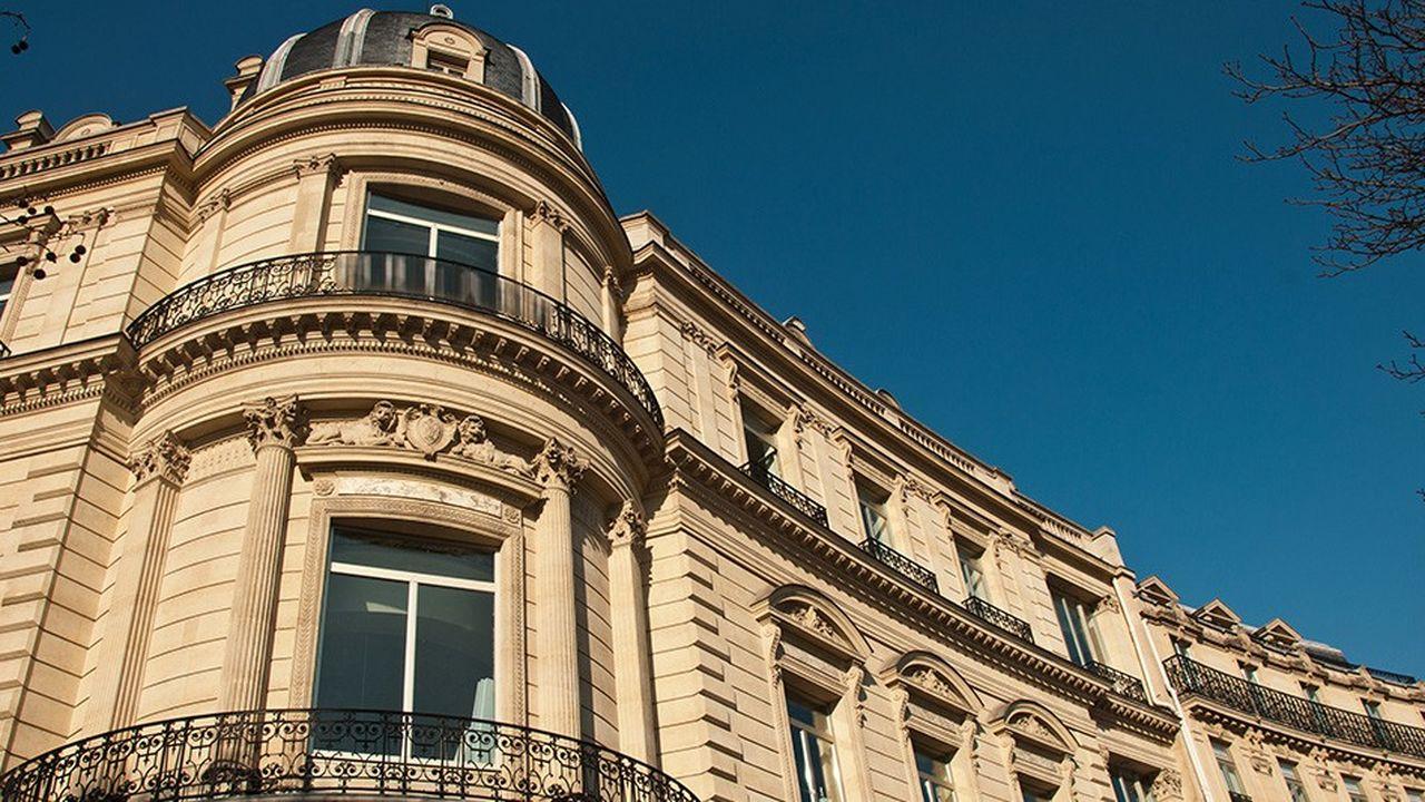 Le marché de l'immobilier de luxe français est resté très dynamique au premier semestre.