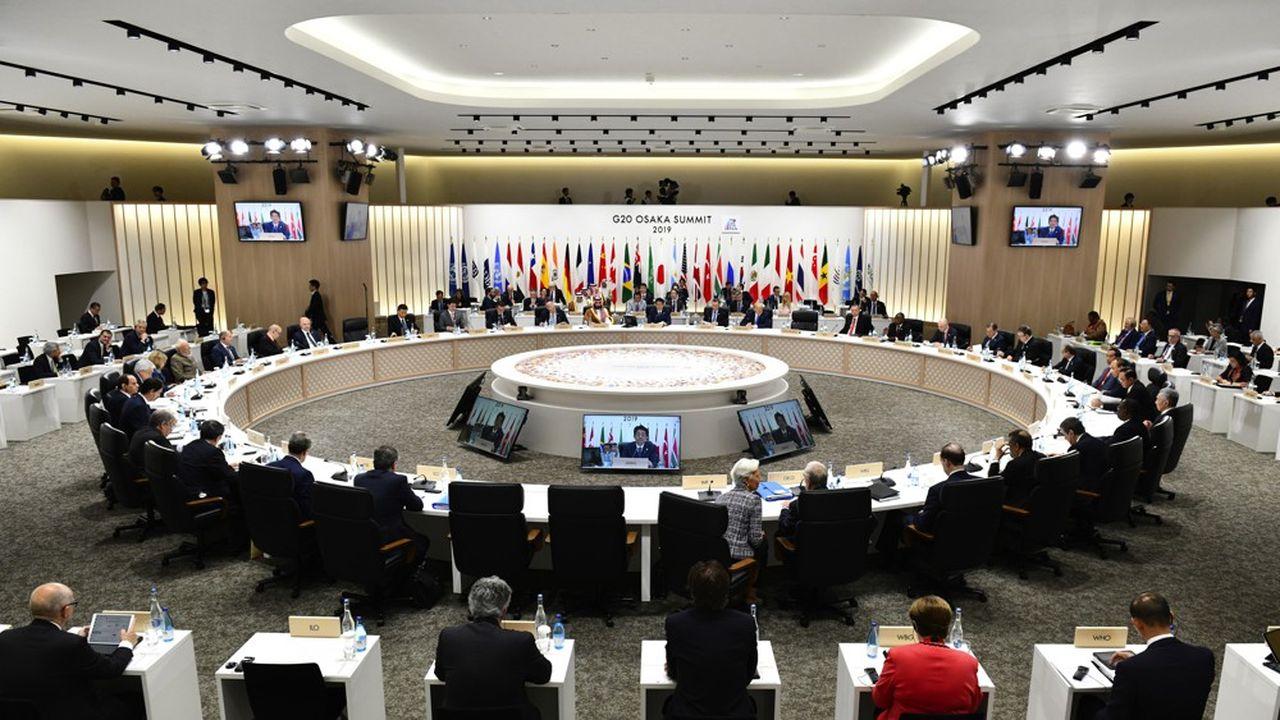 Les chefs d'Etat et de gouvernement du G20 ont évité le pire à Osaka en parvenant in extremis à s'entendre sur les enjeux climatiques et commerciaux. Beaucoup de travail reste à faire.