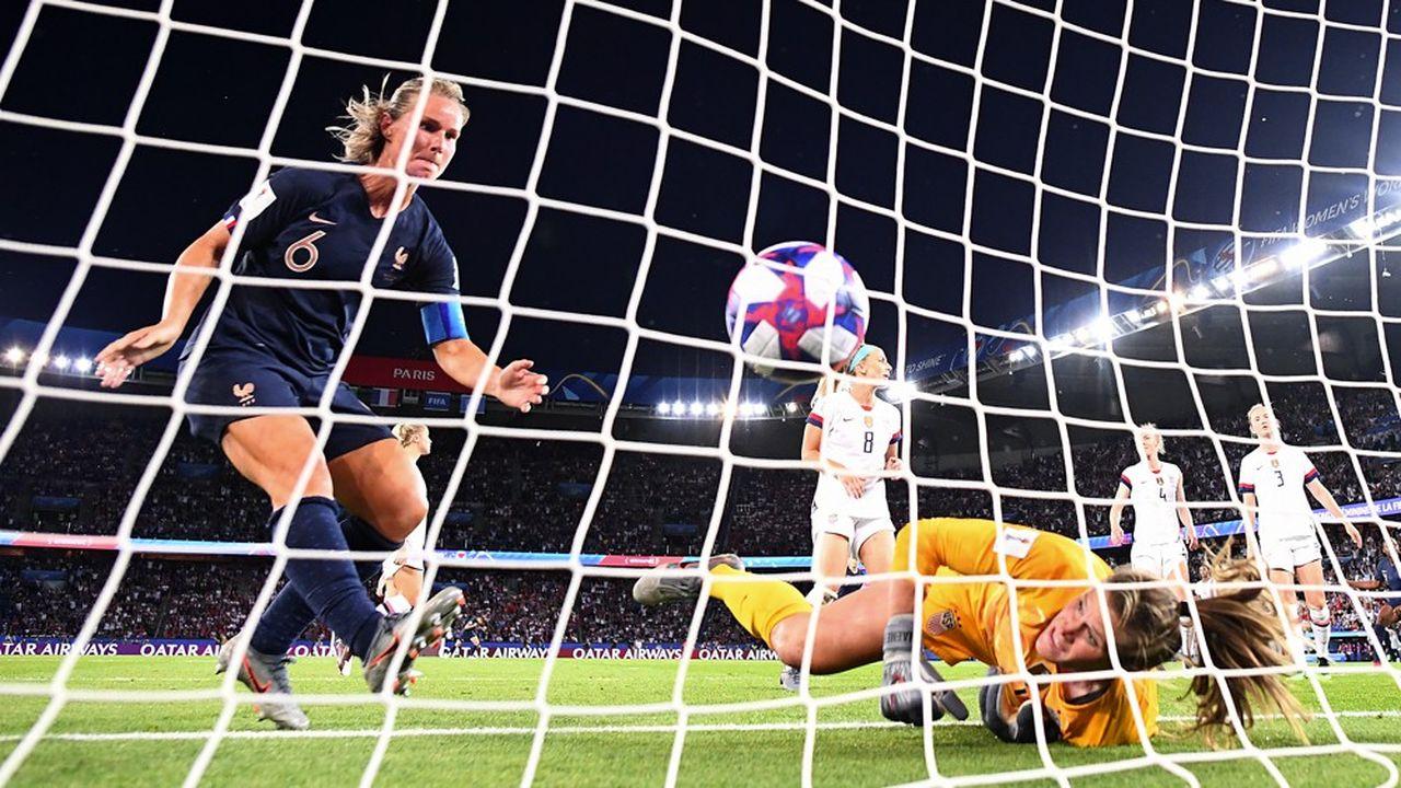 Les Françaises ont été proches de la victoire vendredi soir, mais ne sont pas parvenues à s'imposer.