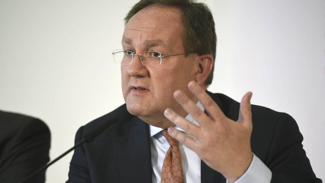 Le superviseur financier allemand (BaFin), présidé par Felix Hufeld, se veut vigilant face à la hausse du crédit.