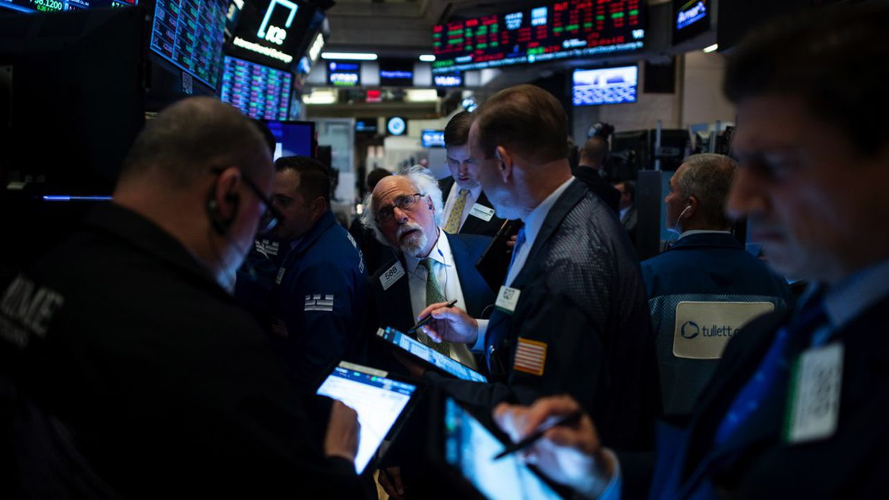 Le S&P 500 a réalisé sa meilleure performance semestrielle depuis 22 ans.