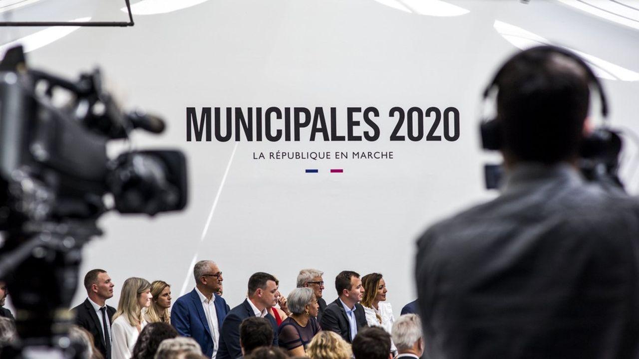 LREM dévoilera ce lundi la deuxième vague de candidats investis pour les municipales, avec Bordeaux comme point fort.