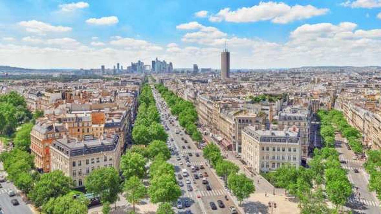 Immobilier: de quels pays viennent les étrangers qui achètent le plus en France?