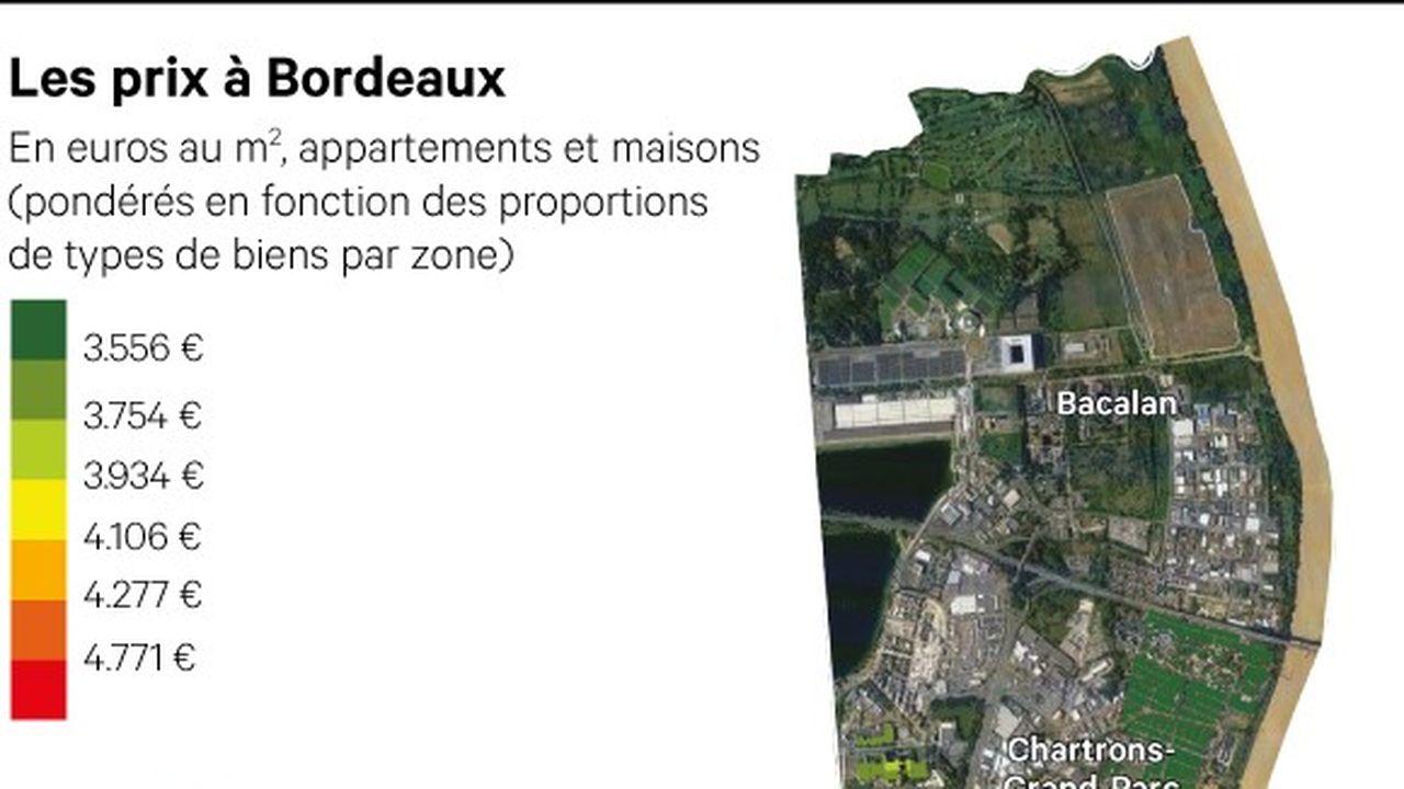 Immobilier: Bordeaux reprend son souffle