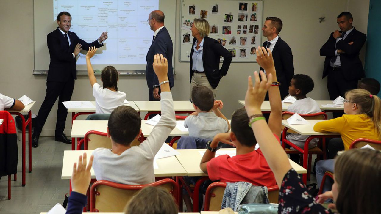 Des profs en grève des notes, 126.000 copies retenues — Bac