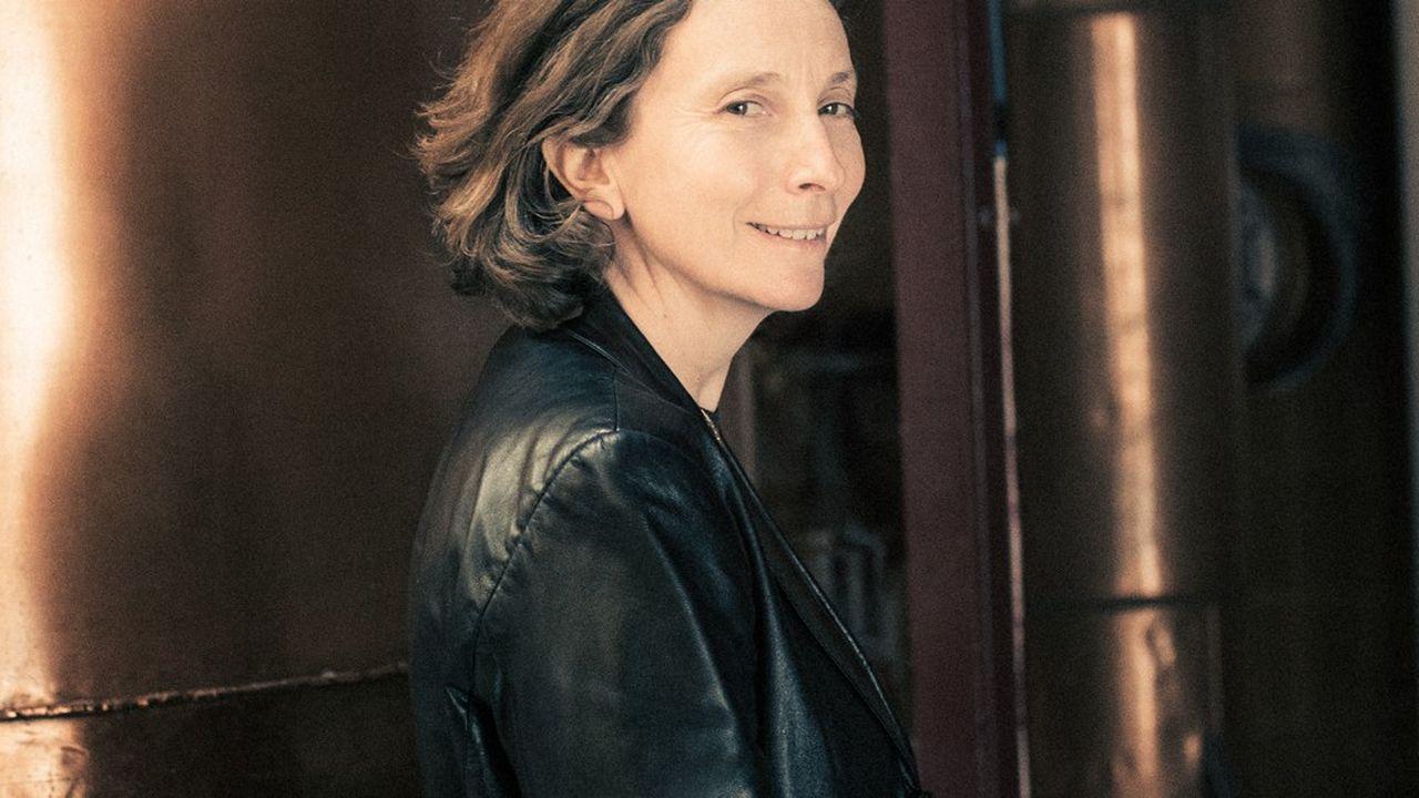 Valérie Chapoulaud-Floquet est directrice générale de Rémy Cointreau depuis cinq ans. Elle a étédirectrice générale de Louis Vuitton Amérique du nord après avoir travaillé pour L'Oréal Luxury Products de 1998 à 2008