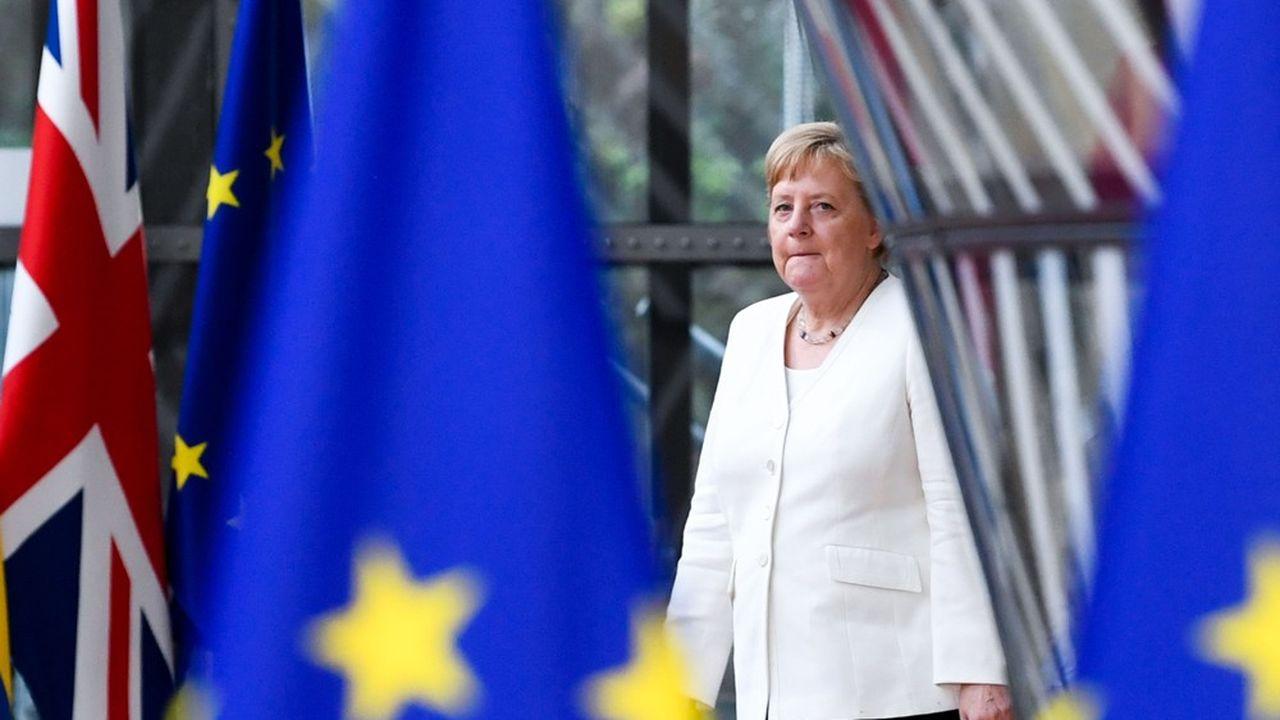 C'est autour de la proposition présentée par Angela Merkel à Osaka qu'ont tourné les discussions, mais les réticences étaient encore vives, notamment de la part des pays du groupe de Visegrad, Pologne et Hongrie en tête.