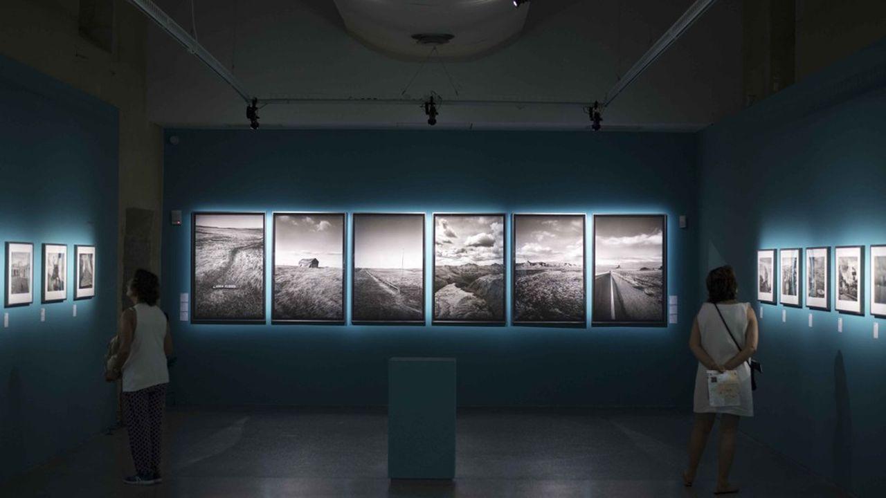 Exposition «Depardon USA, 1968-1999»à Arles.
