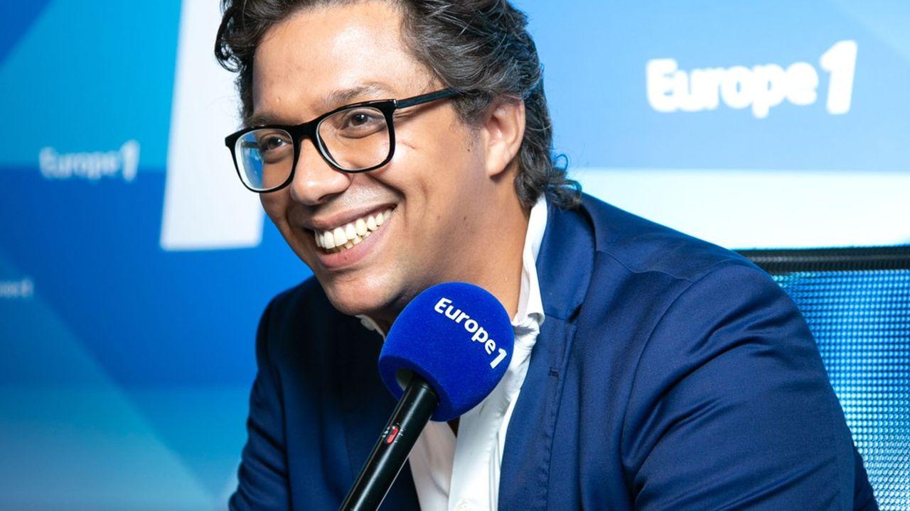 Europe 1 : Laurent Guimier jette l'éponge au bout d'un an