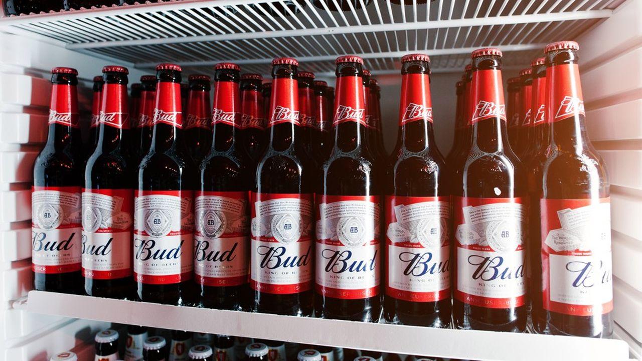 Budweiser Brewing Company, la division asiatique d'AB InBev détient un portefeuille de plus de 50 marques de bières dans la région - L'abus d'alcool est dangereux pour la santé. A consommer avec modération