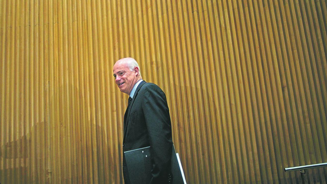 José Manuel Campa, le président de l'Autorité Bancaire Européenne.