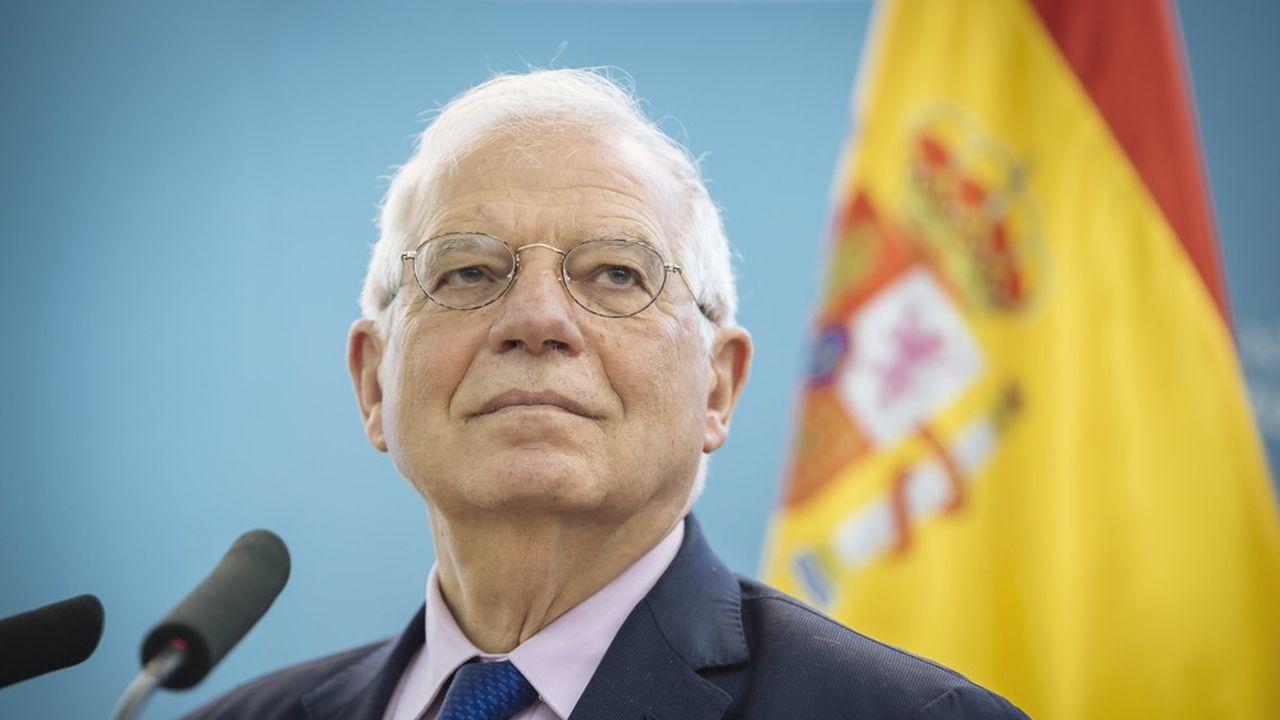 L'Espagnol Josep Borrell vient d'être nommé Haut représentant de l'Union pour les affaires extérieures et la politique de sécurité.
