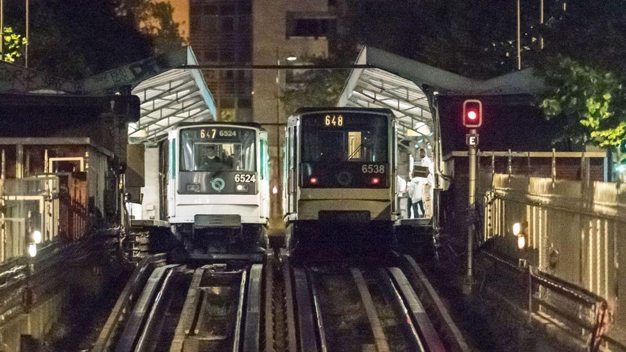 Six lignes de métro seront ouvertes mais toutes les stations ne seront pas desservies.