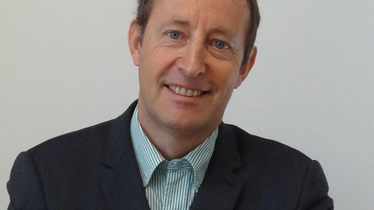 Jean-Michel Cornille, le président d'IES Synergy.