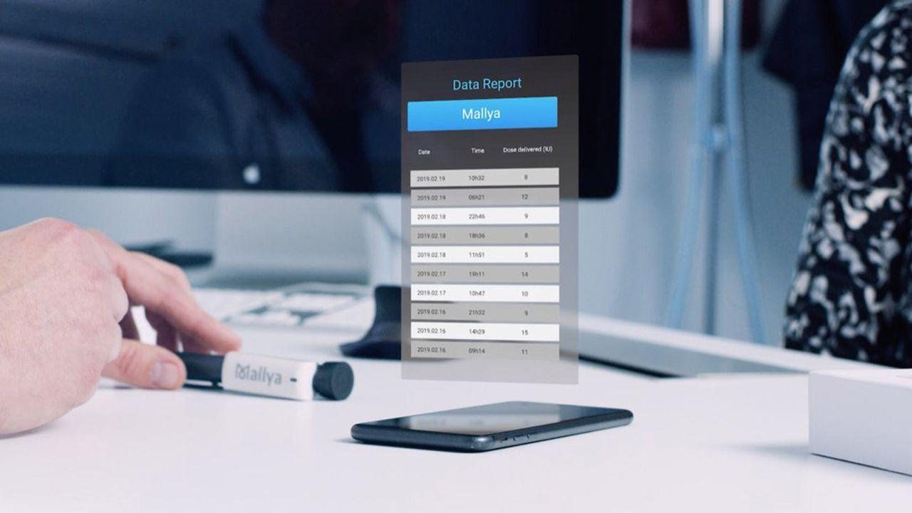 Biocorp va développer une version spécifique de son dispositif connecté Mallya pour le stylo à insuline SoloStarde Sanofi.