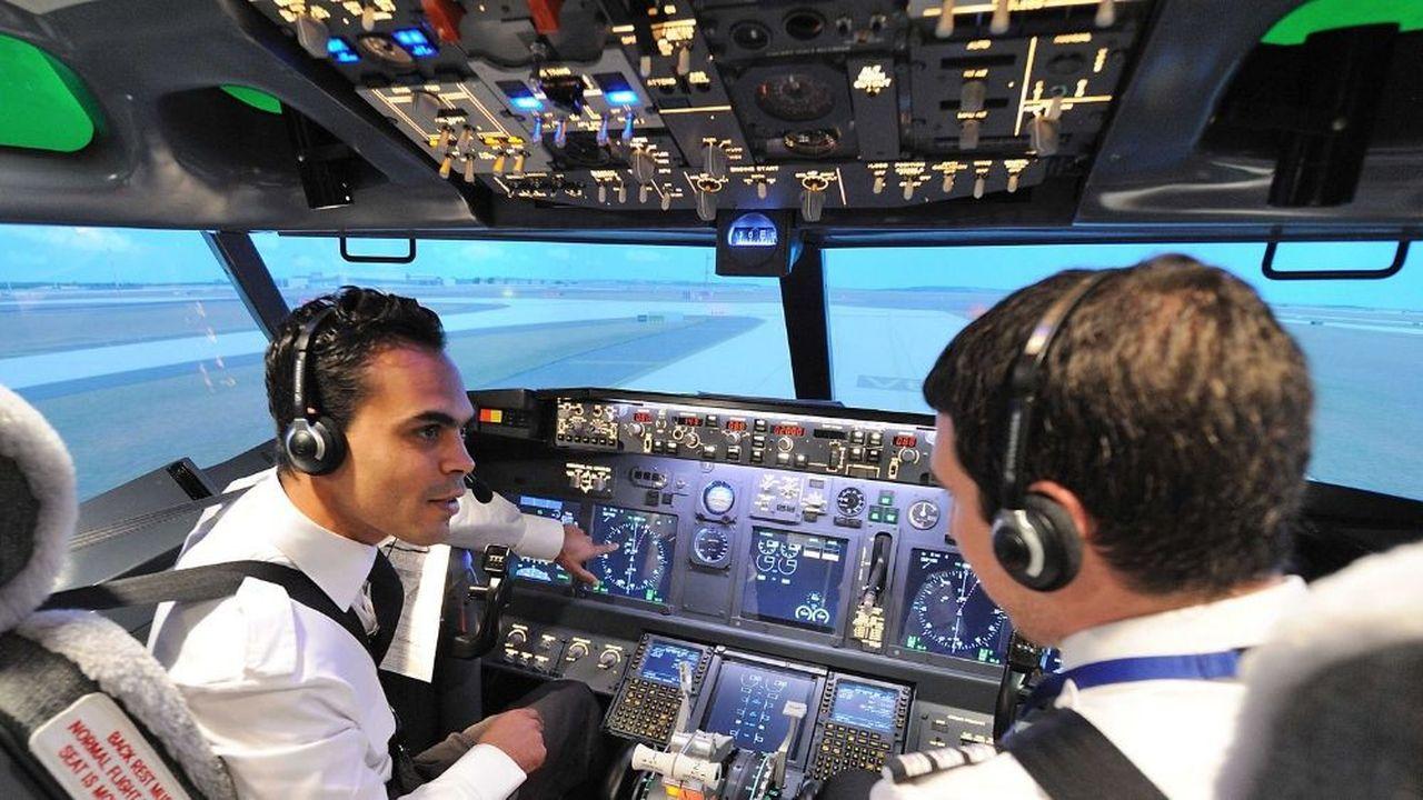 Ouvert en 2011, Flight Experience Paris a été le premier centre de simulation ouvert en Europe