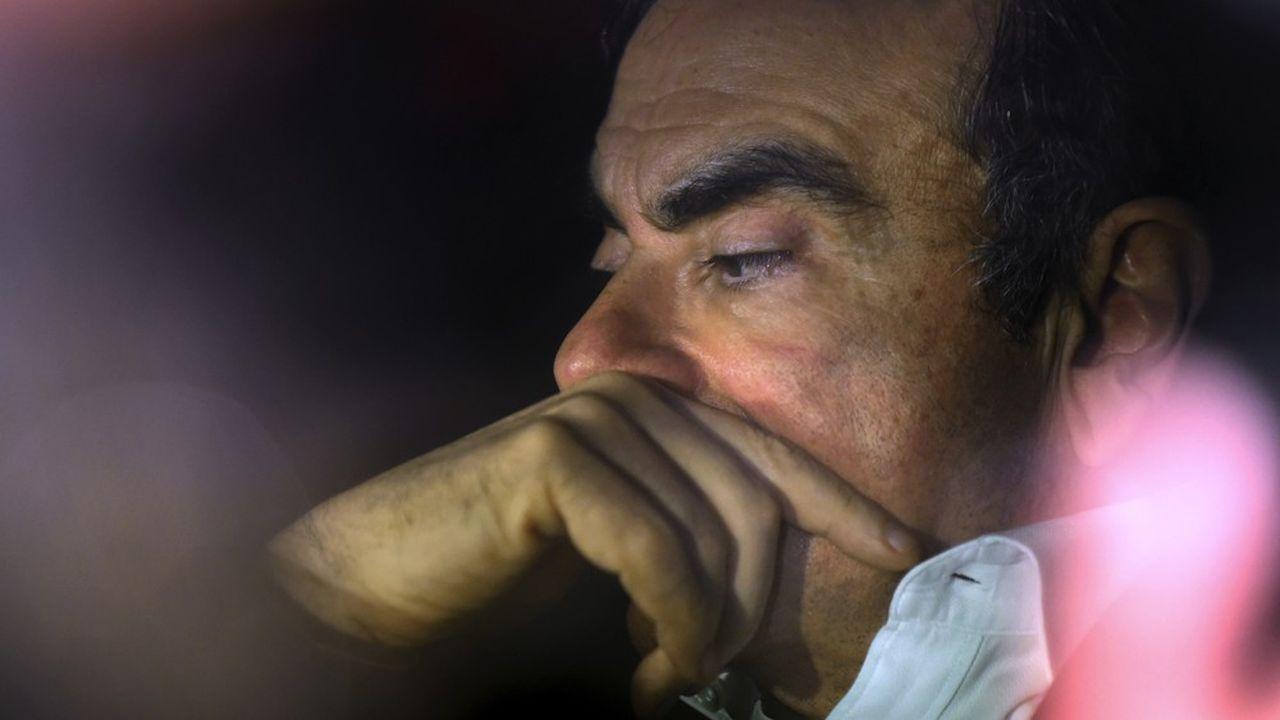 Les enquêteurs s'interrogent sur le financement de la fastueuse soirée de mariage de Carlos Ghosn auchâteau de Versailles, estimé à 50.000euros.