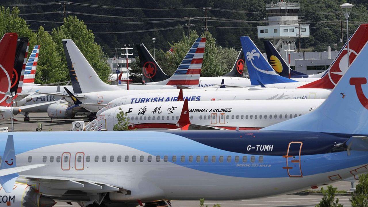 Boeing versera 100 millions US aux familles des victimes