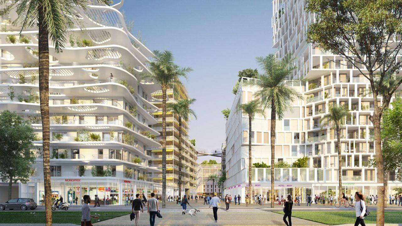 Joia Merida un des programmes de l'Eco-Vallée à Nice.
