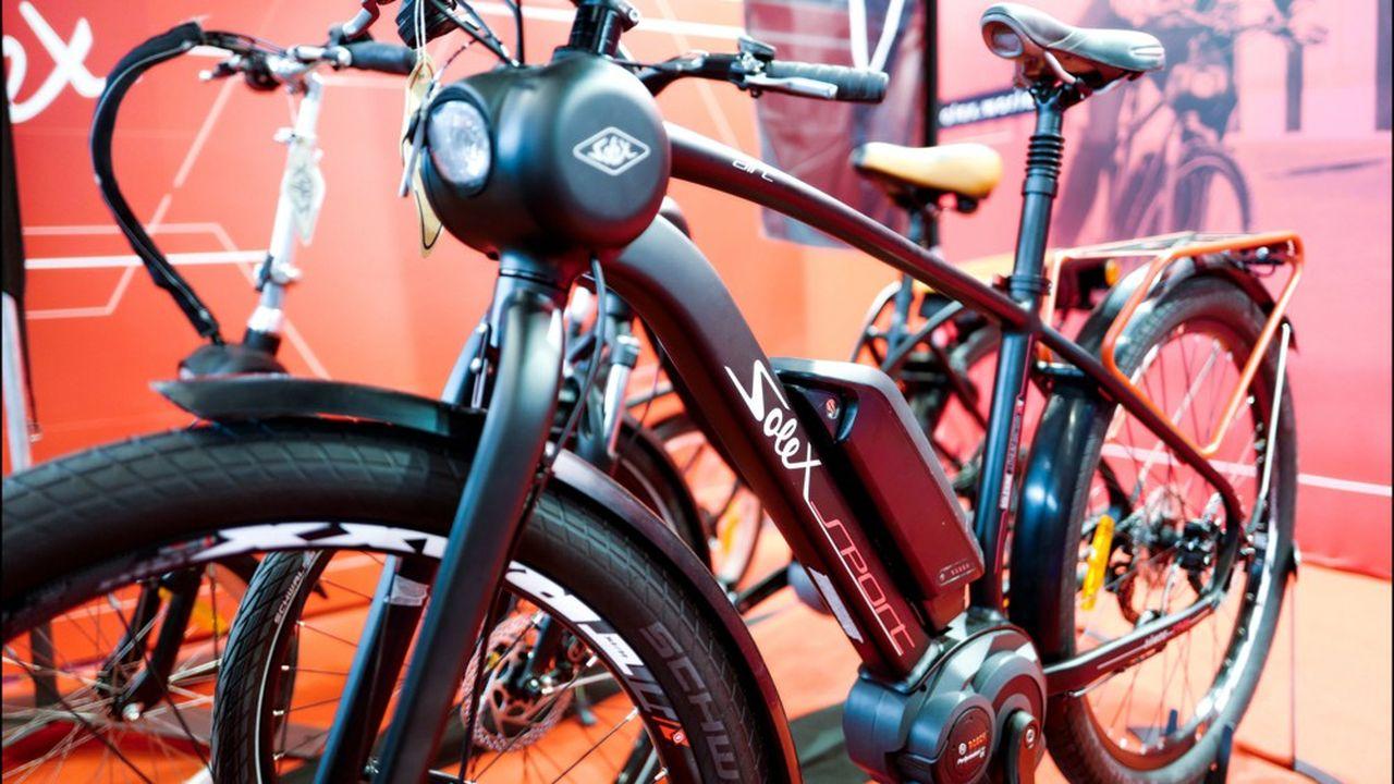 Vélo électrique Solex