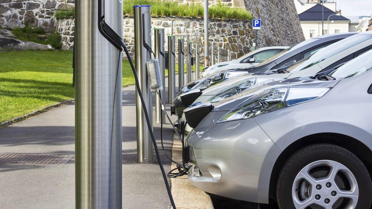 Les voitures 100% électriques ont représenté 1,7% des ventes de voitures neuves en Europe sur les cinq premiers mois de 2019.