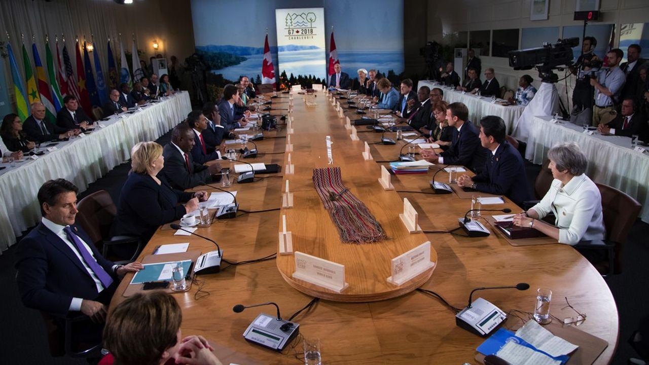 Un G7 des ministres de l'Education s'était, pour la première fois, réuni au Canada, l'an dernier.