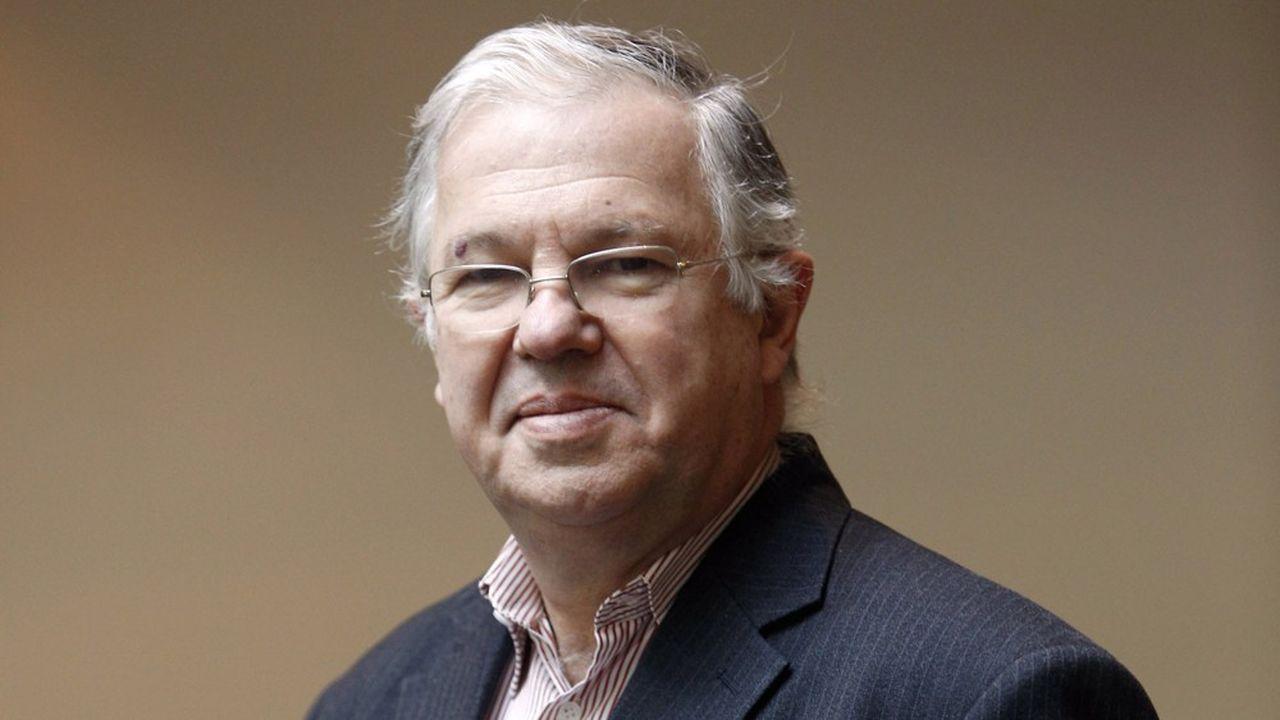 Jacques de Chateauvieux, président du conseil d'administration de SAPMER.