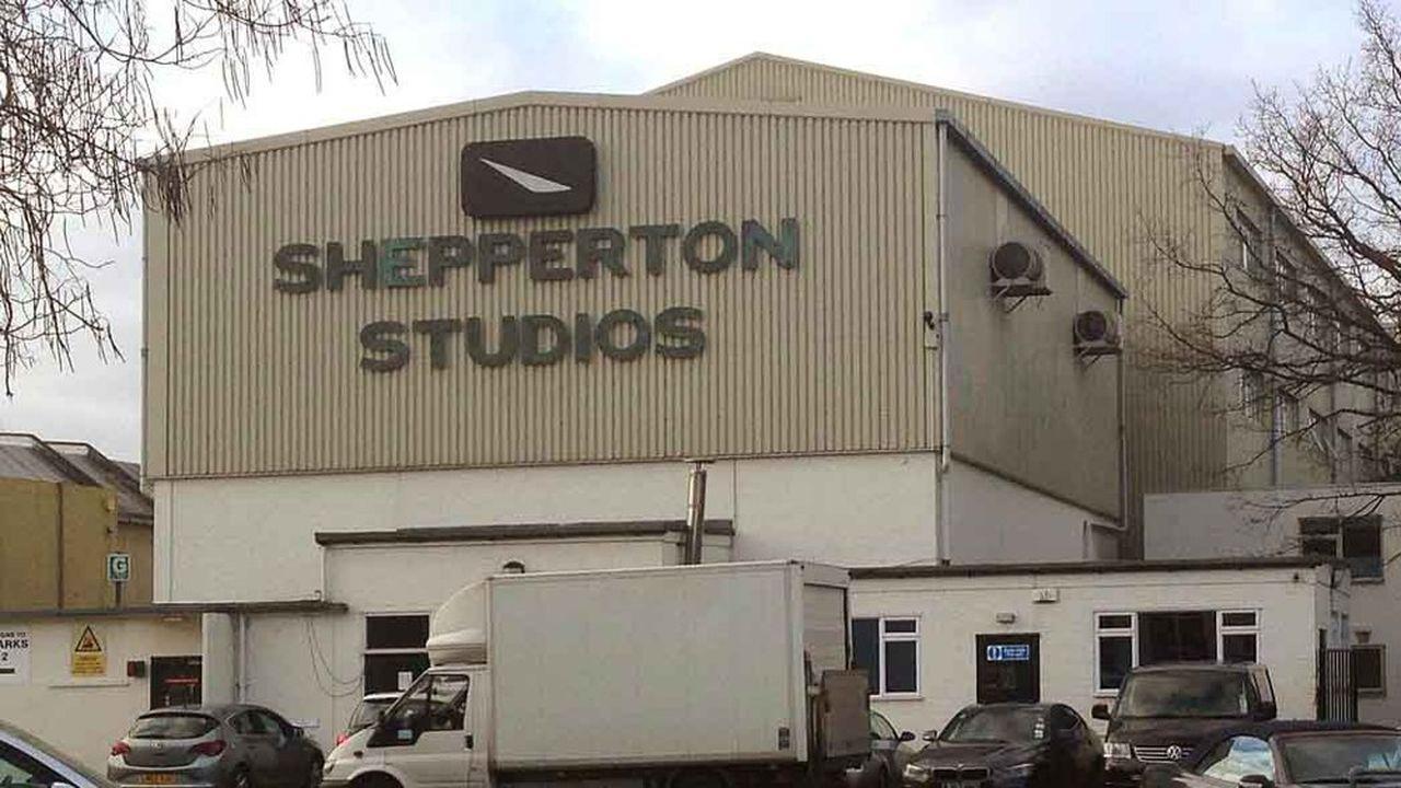 Les studios de Shepperton réalisent des travaux qui feront d'eux les deuxièmes plus grands studios du monde d'ici à 2021