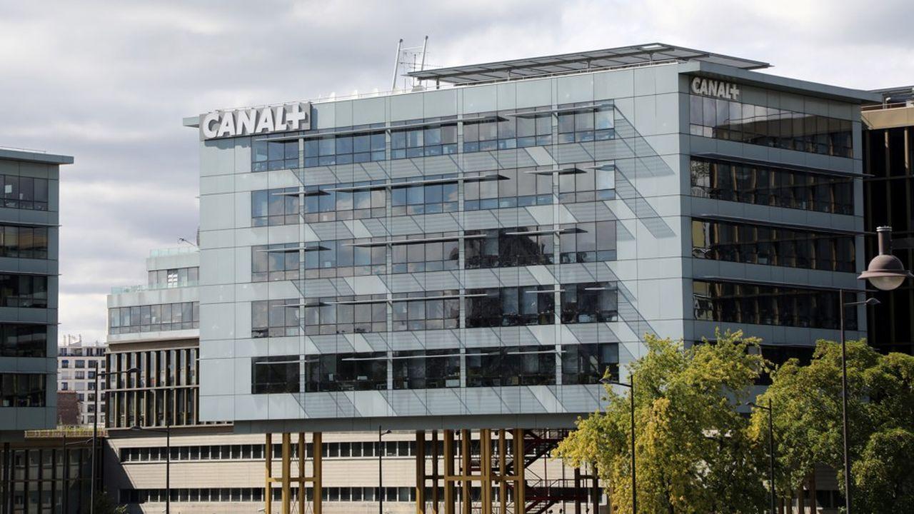 Le chiffre d'affaires de Canal+ France décroît malgré la relance
