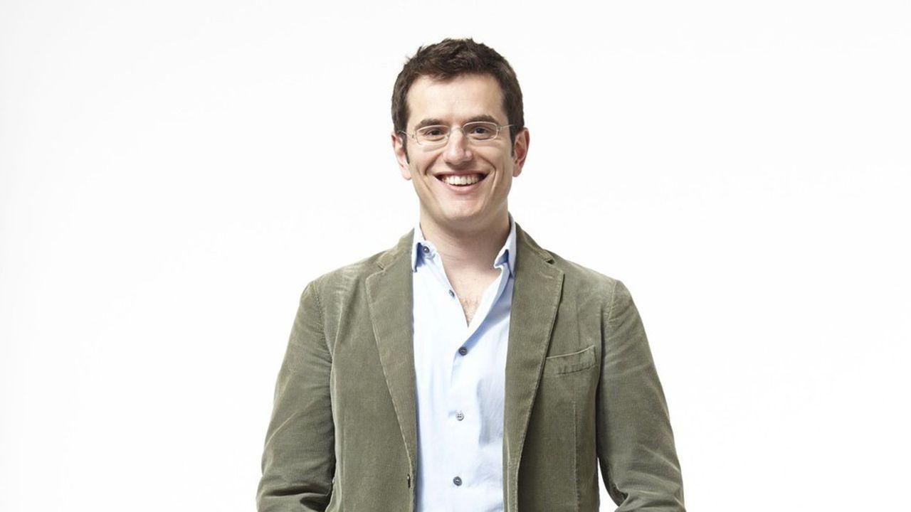 Alessandro Celli, directeur général Europe de Deliveroo.