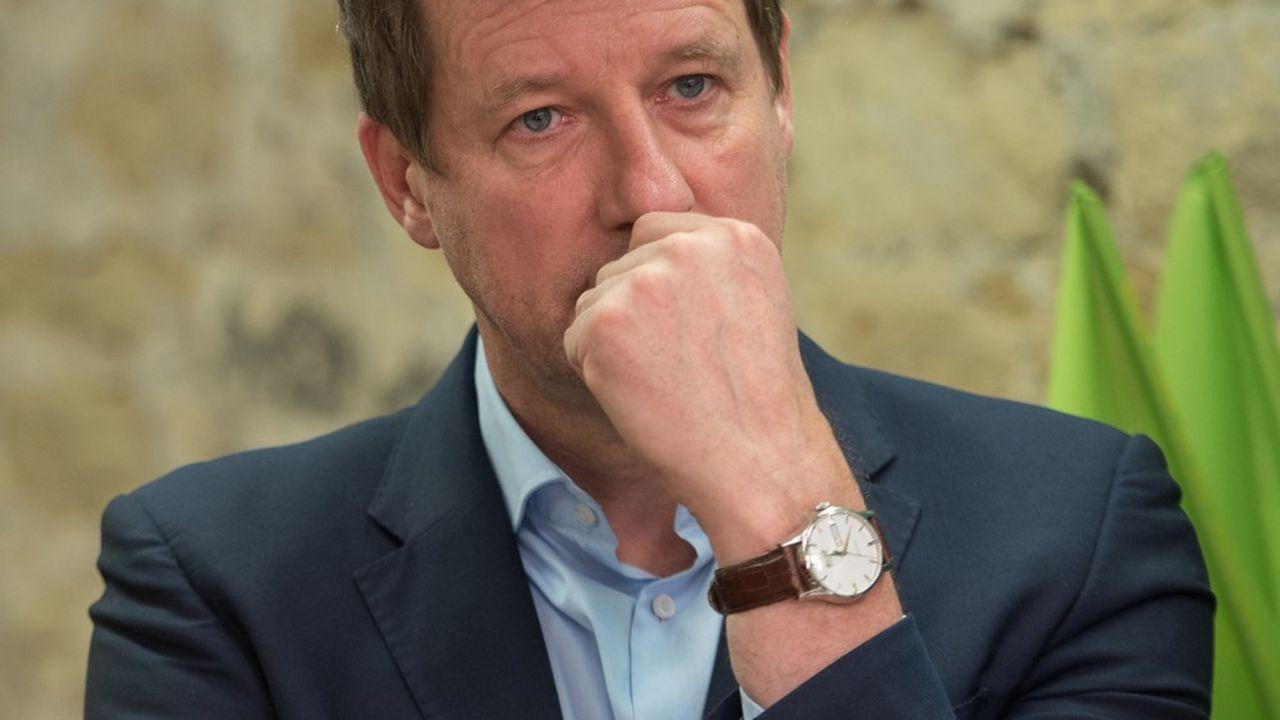 Yannick Jadot affiche des objectifs ambitieux pour les municipales.