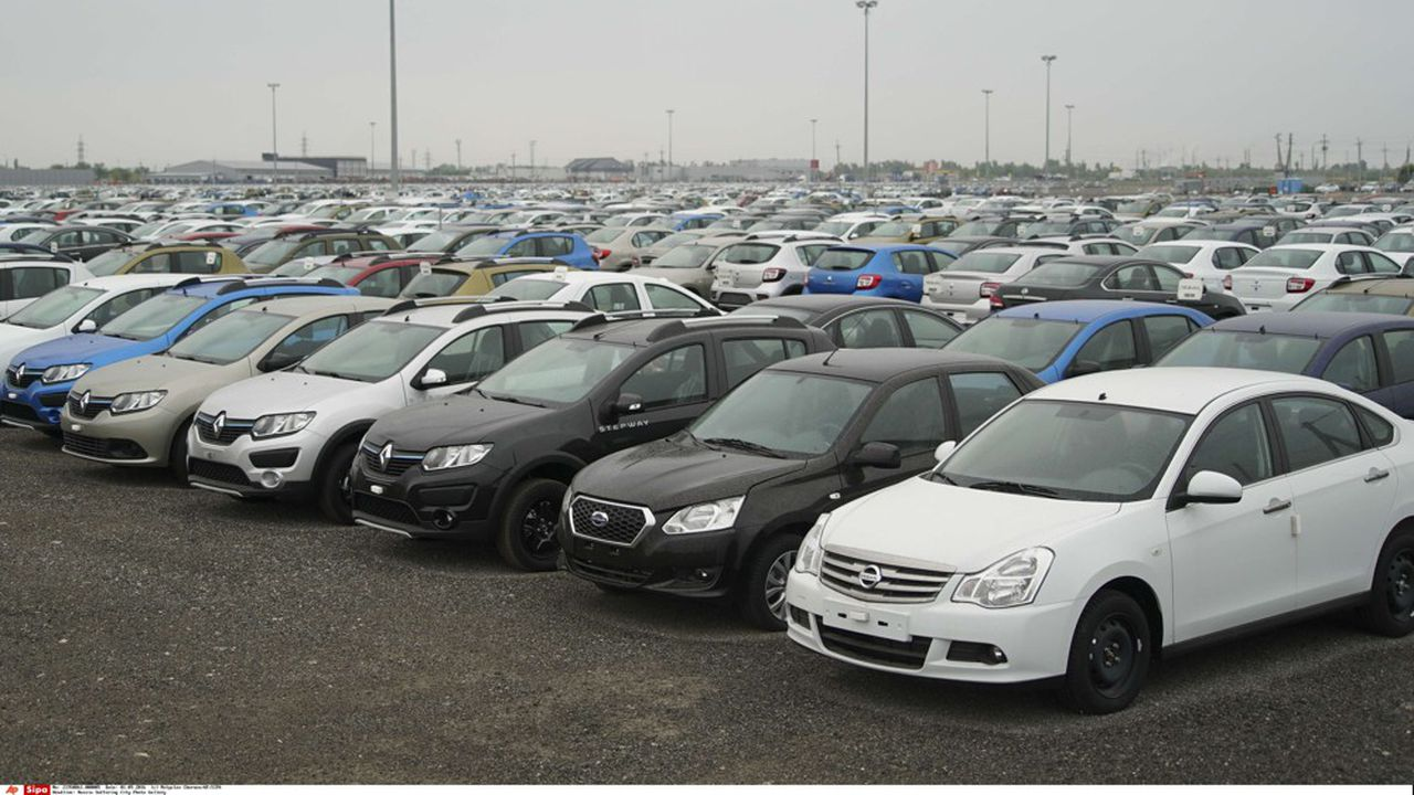Les six premiers mois de l'année ont été marqués par un recul de 2,4% des ventes de véhicules légers neufs et utilitaires.