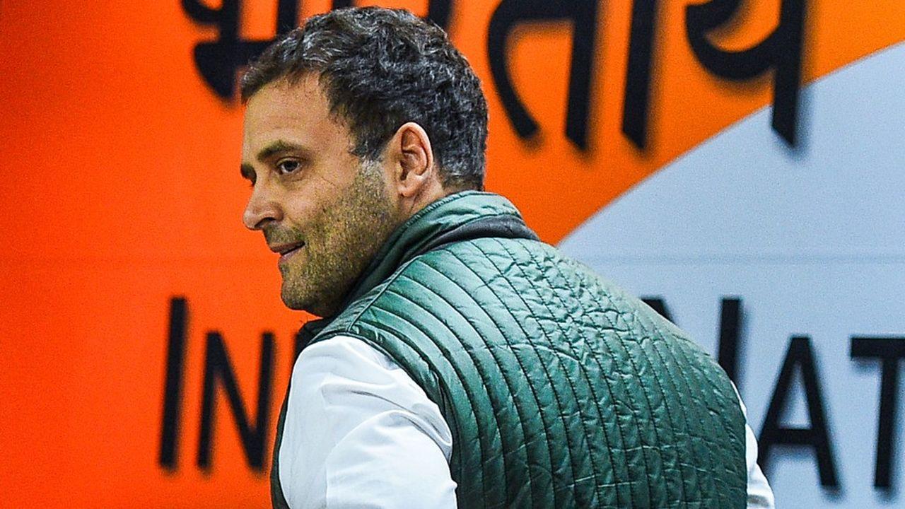 Rahul Gandhi a tiré les conséquences de la défaite électorale.