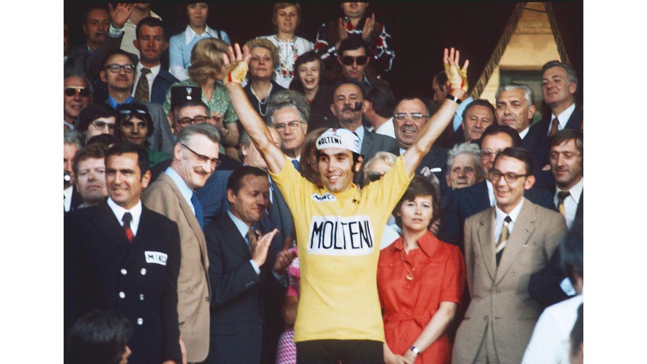 Le maillot jaune fête ses 100 ans