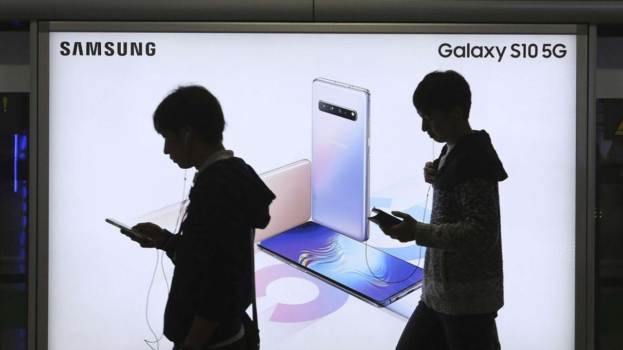 Samsung Electronics pense avoir, selon ses toutes premières estimations, dégagé un profit opérationnel de 6.500milliards de wons, soit 4,9milliards d'euros, au deuxième trimestre 2019