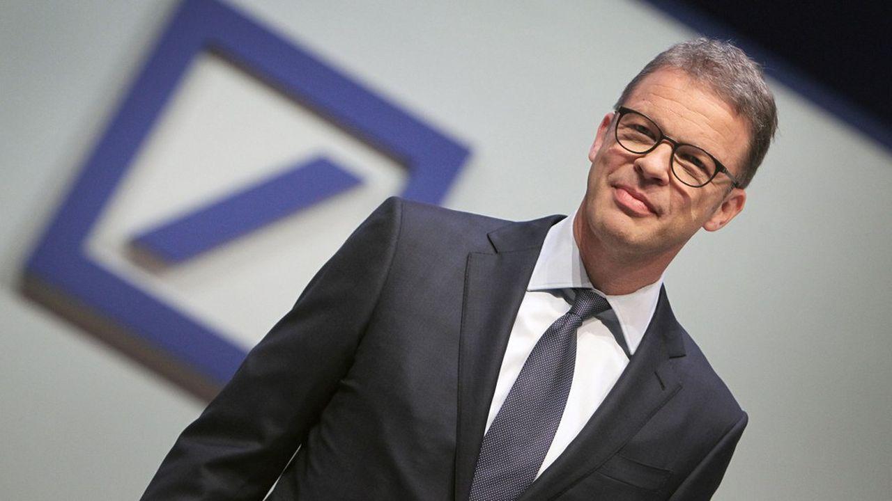 Le marché pas convaincu par le nouveau plan stratégique — Deutsche Bank