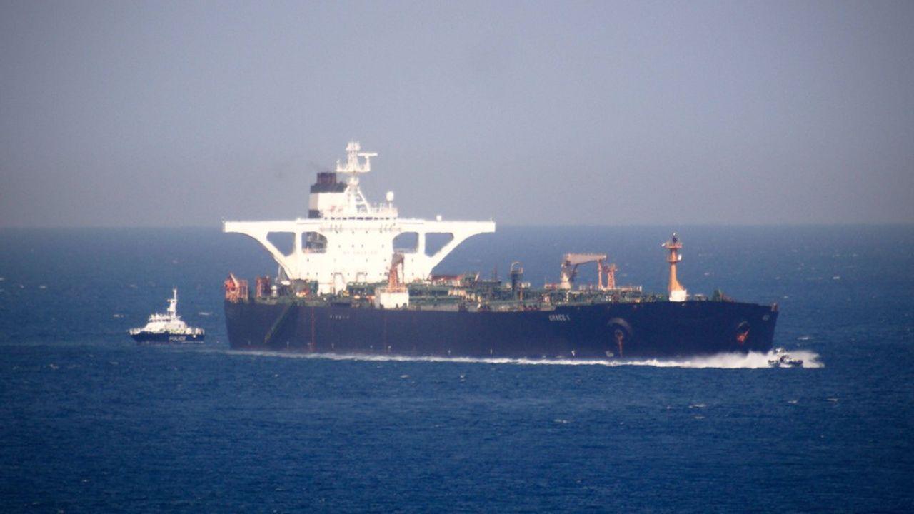 Téhéran menace d'arraisonner un pétrolier britannique | ICI