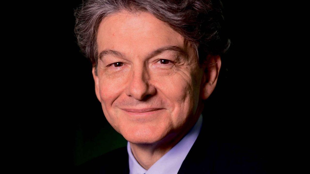 Thierry Breton, PDG et membre du conseil d'administration d'Atos.