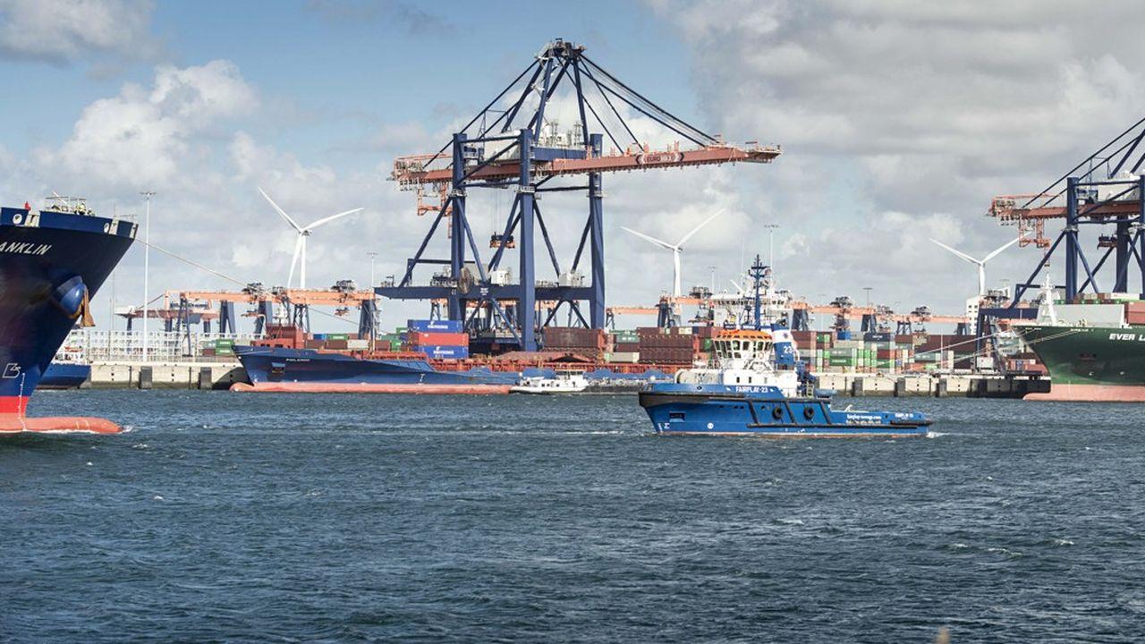L'Office central des statistiques néerlandais (CBS) fait état d'un tassement des exportations au cours du premier trimestre.