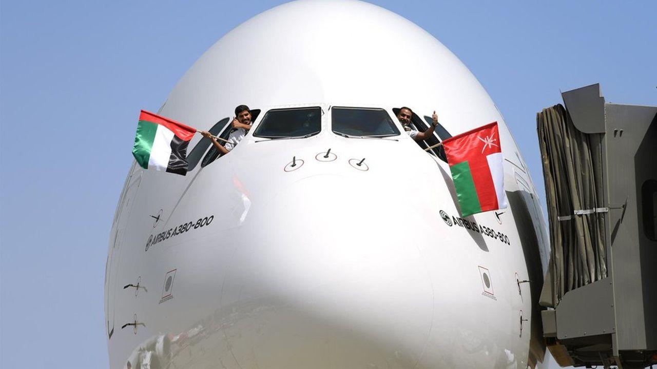 Emirates propose désormais deux fois par jour de relier Dubai et Mascate en A 380.