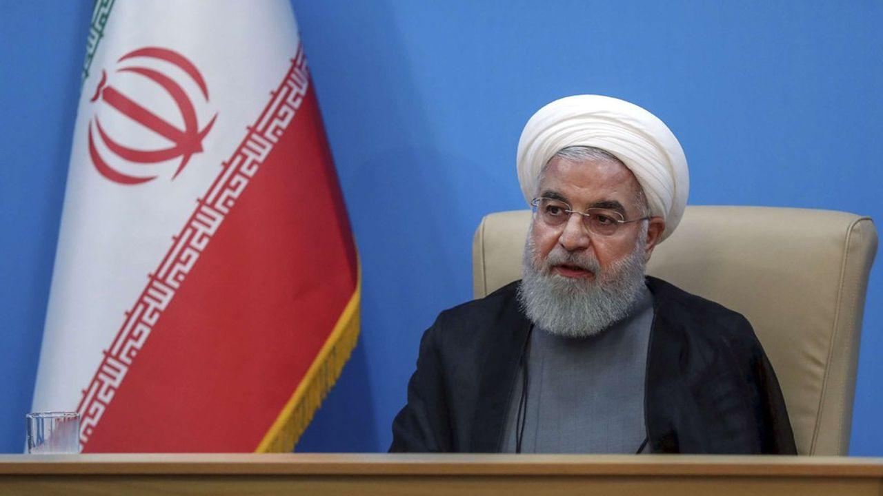 La République islamique a lancé le 8mai un ultimatum à ses partenaires, leur donnant 60 jours pour l'aider à contourner le blocus américain.